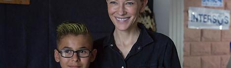 Cate Blanchett forrefugees